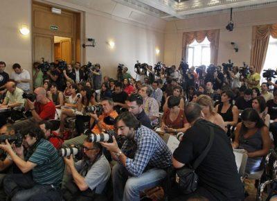 Cómo afrontar las ruedas de prensa